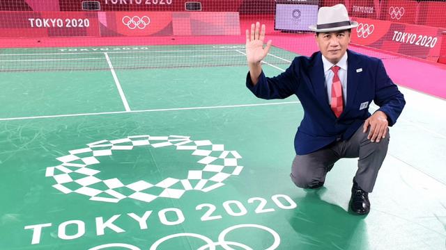 Kisah Guru Olahraga Asal Gunungkidul Pimpin Final Bulu Tangkis Olimpiade 2020 (151296)