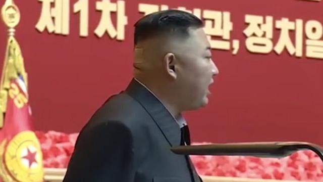 Kepala Kim Jong-un Diplester, Rumor Kondisi Kesehatan Memburuk Kembali Mencuat (292404)
