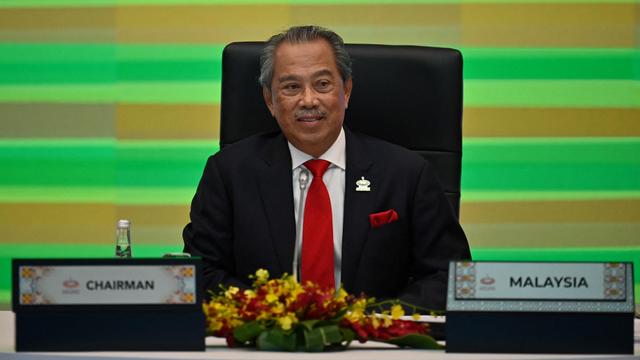Usai Temui Raja, PM Malaysia Nyatakan Tidak Akan Mundur (90077)