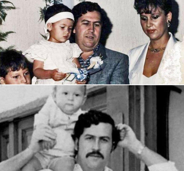 Kisah Mafia Narkoba Pablo Escobar, Bakar Duit Rp20 M Demi Hangatkan Putrinya (39219)