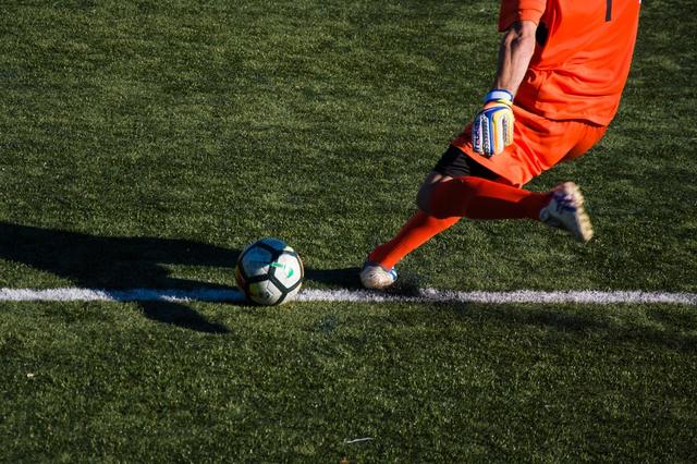Gerakan yang Dominan Dilakukan dalam Permainan Sepak Bola (1043081)