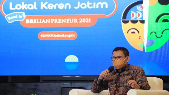 Bangkitkan UMKM Jawa Timur, BRI Gelar Pameran Virtual Lokal Keren Jatim (923384)