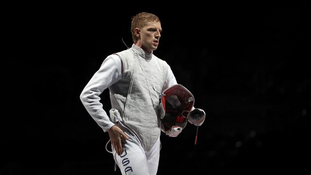 IOC Investigasi Atlet AS yang Bikin Gestur Tangan 'X' di Olimpiade 2020 (39664)