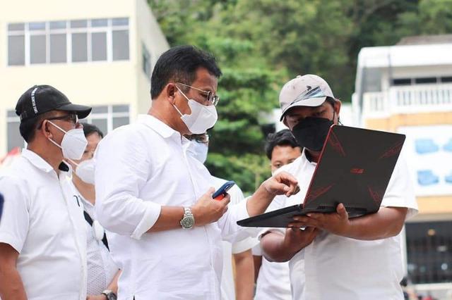 Rudi Pastikan Pembangunan Jalan di Batam Sesuai Perencanaan (377580)
