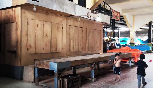 Foto: PPKM Level 3 Dilanjutkan, Sejumlah Pedagang di Kendari Pilih Menutup Lapak (676784)