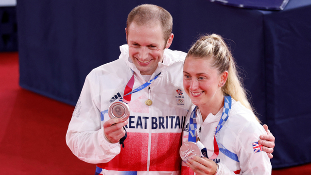 Laura & Jason Kenny: Pasangan Suami-Istri yang Kawinkan Medali Olimpiade 2020 (93119)