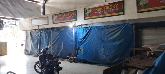 Foto: PPKM Level 3 Dilanjutkan, Sejumlah Pedagang di Kendari Pilih Menutup Lapak (676789)