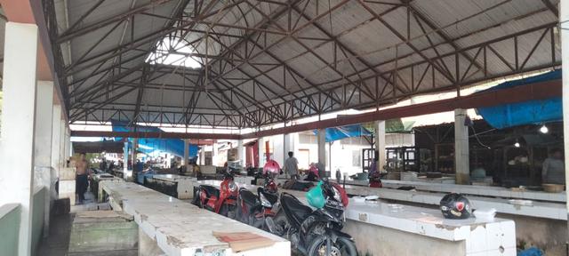 Foto: PPKM Level 3 Dilanjutkan, Sejumlah Pedagang di Kendari Pilih Menutup Lapak (676787)