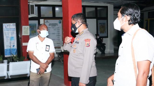 Komnas HAM Papua Bertemu Korban Penembakan Nimboran: Sudah Bisa Berinteraksi (32210)