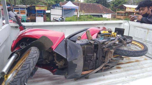 Kecelakaan Maut di Bandar Lampung, 2 Bocah Terseret hingga Tewas di Tempat (139525)
