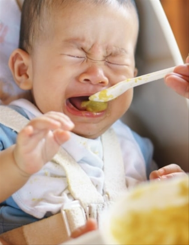 Yang Bisa Orang Tua Lakukan Bila Nafsu Makan Bayi yang Positif COVID-19 Menurun (99060)