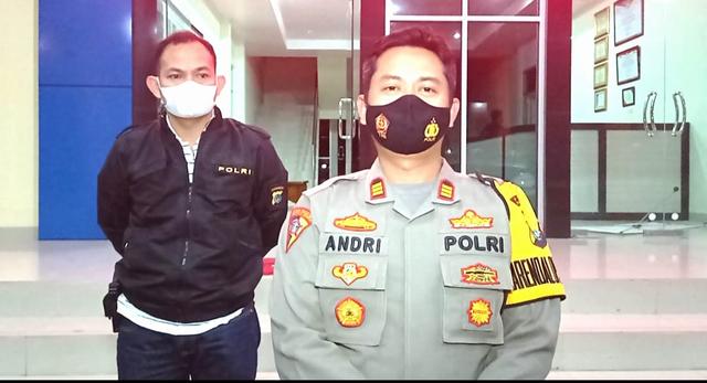 Langgar PPKM, Sebuah Tempat Hiburan Malam di Pangkalpinang Dirazia Polisi (617860)
