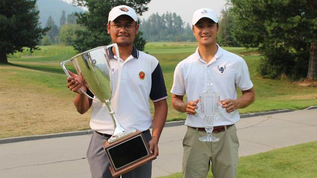 Pegolf Indonesia Juara di AS, Samai Prestasi Tiger Woods (11894)