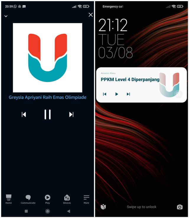 Cara Dengar Berita Suara kumparan di Platform Amazon Alexa (52376)