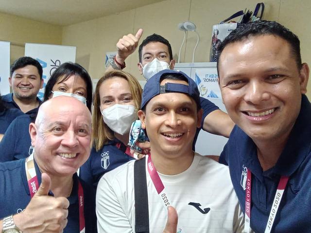 Kontrak Muamar Qadafi di Guatemala Habis Usai Olimpiade 2020 (53158)