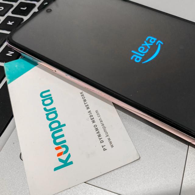 Amazon Pilih kumparan Jadi Penyedia Berita Suara di Platform Alexa (74590)
