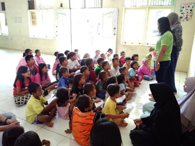 Cici Situmorang Dirikan Sekolah Kebhinekaan untuk Anak Tidak Mampu (43769)