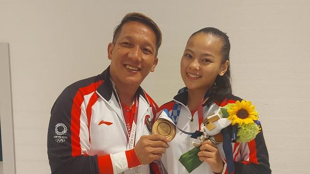 Inilah Para Lifter Muda Indonesia Calon Penerus Eko Yuli di Olimpiade (6242)