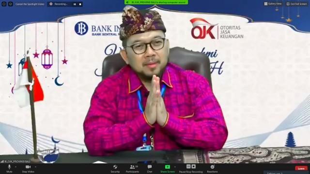 Didorong Work from Bali, Ekonomi Bali Tumbuh 2,83 Persen di Triwulan II 2021 (32050)