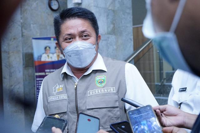 Gubernur Sumsel Maafkan Kapolda soal Gaduh Rp 2 T Anak Akidi Tio (75257)