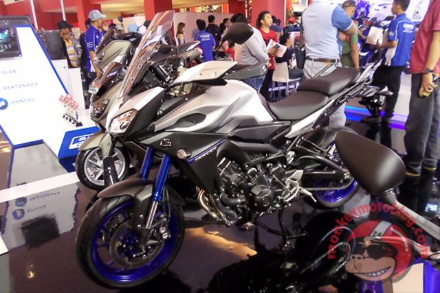 Yamaha Indonesia Setop Jualan Moge YZF-R1, YZF-R1M, dan MT-09 Tracer (201504)