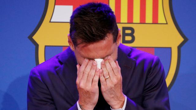 5 Berita Populer: Bocoran Data PPKM & Corona; Messi Tinggalkan Barcelona (100893)