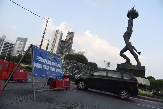Crowd Free Night di Jakarta Akan Berlaku di Sudirman hingga Kemang (42840)