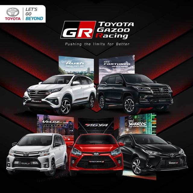 8 Mobil Toyota dengan DNA Gazoo Racing di Indonesia, Ada Supra hingga Agya (138024)