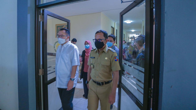 Bima Arya Resmikan Operasional RS Lapangan COVID-19 Hasil Kolaborasi IPB-RS Ummi (66565)