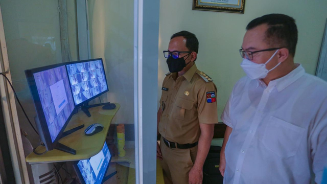 Bima Arya Resmikan Operasional RS Lapangan COVID-19 Hasil Kolaborasi IPB-RS Ummi (66562)