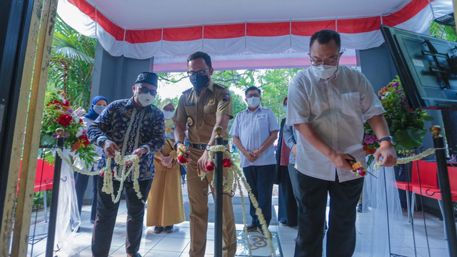 Bima Arya Resmikan Operasional RS Lapangan COVID-19 Hasil Kolaborasi IPB-RS Ummi (66564)