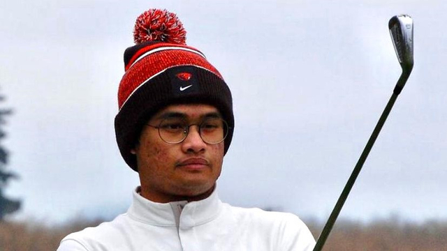 Ungkapan Bangga Alfred Raja Bisa Samai Prestasi Tiger Woods (14282)