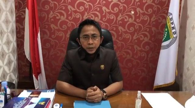 Ketua DPRD Tangerang soal Alamat Fiktif CV Pemenang Tender Baju: Tidak Tahu (20253)