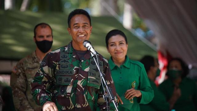 Sederet Jenderal Calon KSAD Penerus Jenderal Andika Perkasa (1)