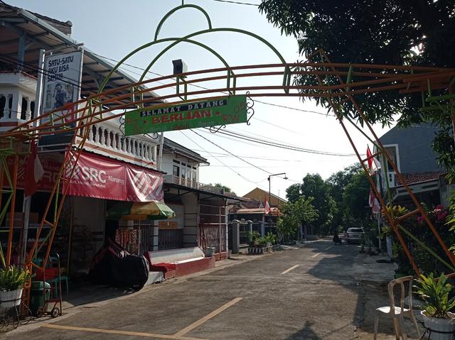 Alamat CV Pemenang Tender Baju Dinas DPRD Kota Tangerang di Cirebon Tidak Valid (23343)