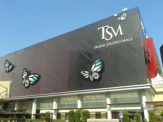 Dua Mal di Kota Bandung, PVJ dan TSM, Diuji Coba Buka Besok (59316)