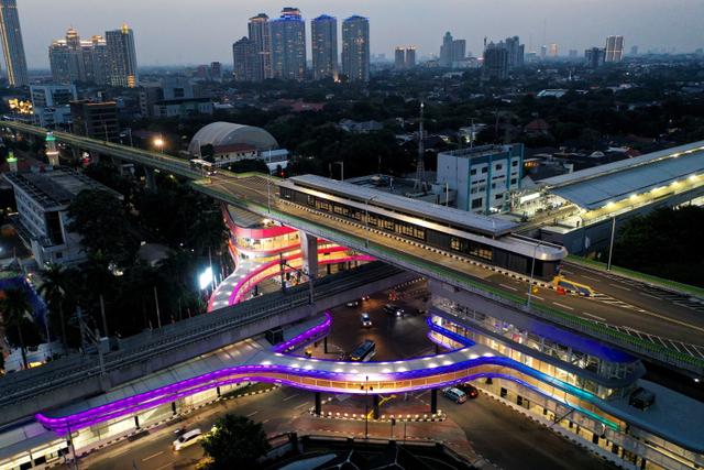 MRT Ubah Jam Operasional, Kini Mulai Pukul 05.00-21.30 WIB