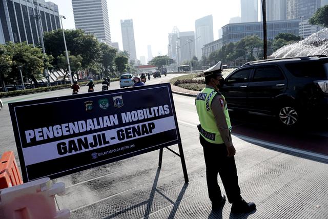 Catat, Ini Aturan Baru Penerapan Ganjil Genap di DKI Jakarta (162093)