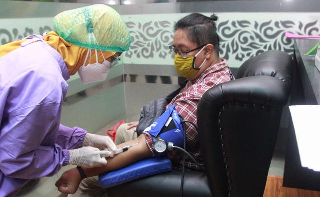 Kebutuhan Plasma Konvalesen di PMI Kota Malang Capai 351 Orang (10337)