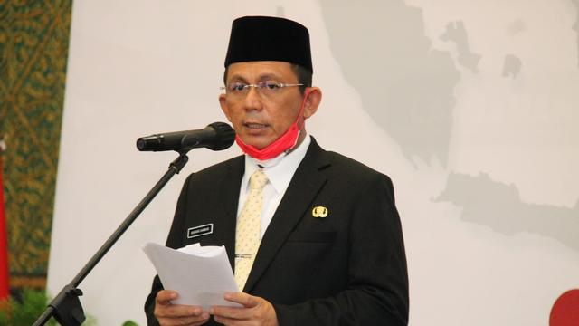 Bupati Bintan Tersangka KPK, Gubernur Kepri: Doakan Proses Hukumnya Dimudahkan (90588)
