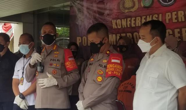 Kronologi Dokter Hamil di Tangerang Bakar Bengkel Milik Keluarga Kekasihnya (257069)