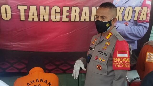 Kronologi Dokter Hamil di Tangerang Bakar Bengkel Milik Keluarga Kekasihnya (257070)