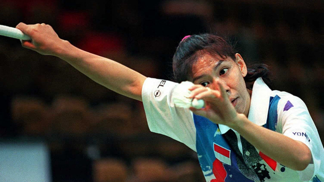 Wawancara Khusus Susy Susanti: Emas Olimpiade Tak Cukup 'Bayar' Surat Bukti WNI (2)