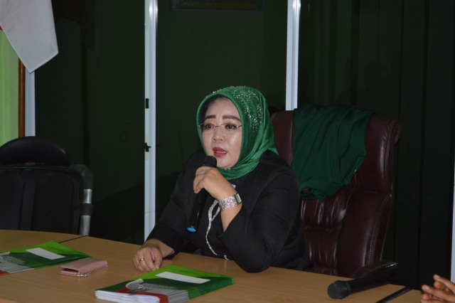Nyimas Novi Kritik Gubernur Kepri Soal Syarat Penerima Bantuan COVID-19 (20710)