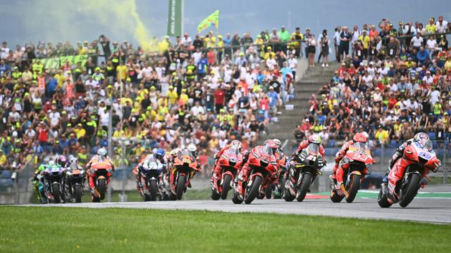MotoGP Austria: Brad Binder Menang, Valentino Rossi 10 Besar (63913)