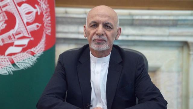 Ashraf Ghani Bantah Kabur dari Afghanistan Bawa Mobil dan Heli Penuh Uang (63048)