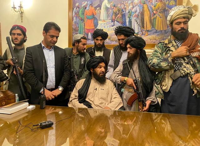 Profil Mullah Hasan Akhund, PM Baru Afghanistan di Bawah Rezim Taliban (73212)