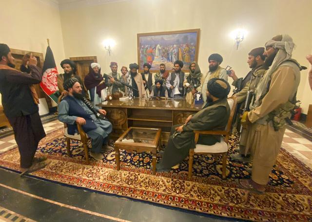 Taliban Umumkan Mullah Hasan Akhund Pimpin Pemerintahan Baru Afghanistan (65345)