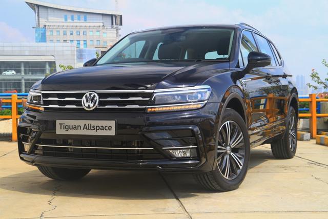 Volkswagen Tiguan Allspace The Sport Edition Meluncur, Harga Rp 600 Jutaan (49347)