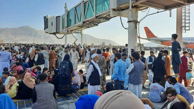 500 Ton Bantuan WHO untuk Afghanistan Tidak Bisa Terkirim (141993)